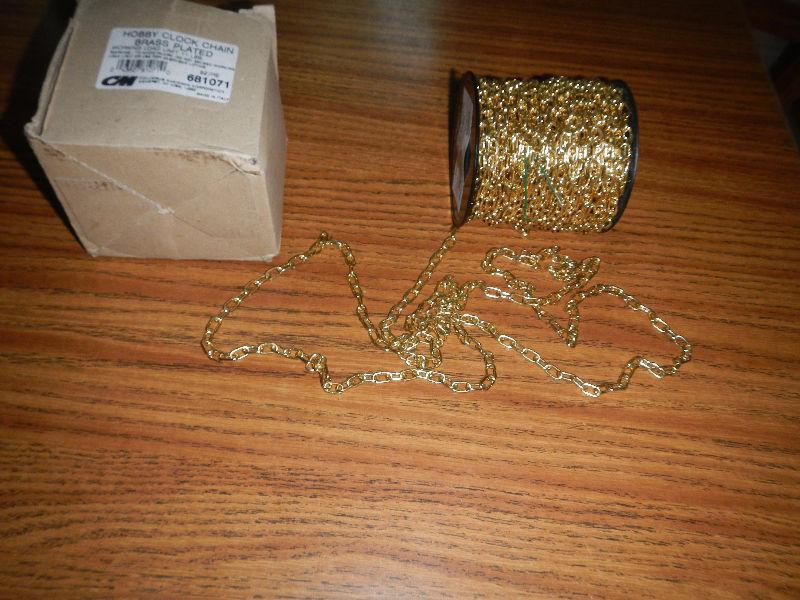 Hobby Craft Clock Chain