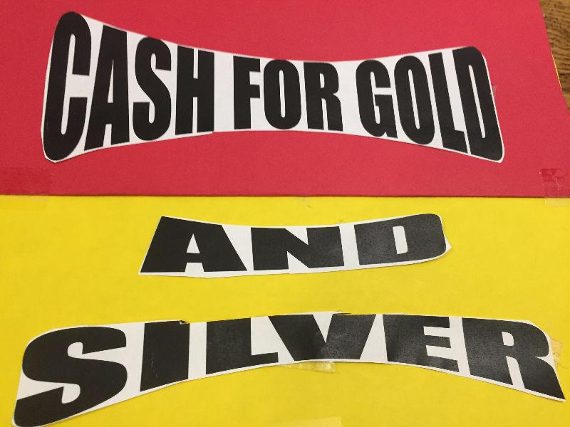 Wanted: BEST PRICES AROUND FOR GOLD & SILVER JEWELLERY& COINS
