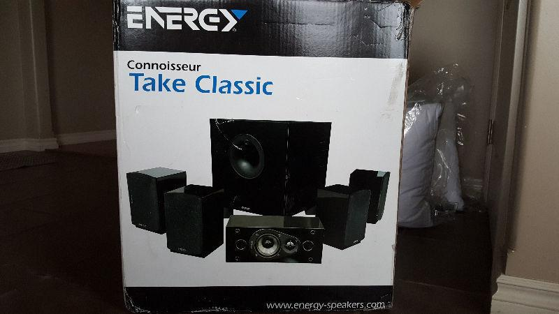 FOR SALE: Complete Home Theater System