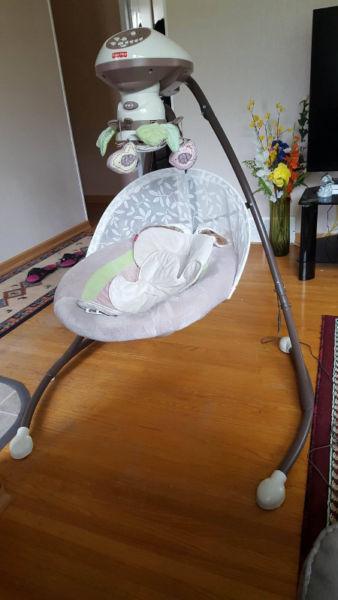 Fisher Price Swing/Cradle