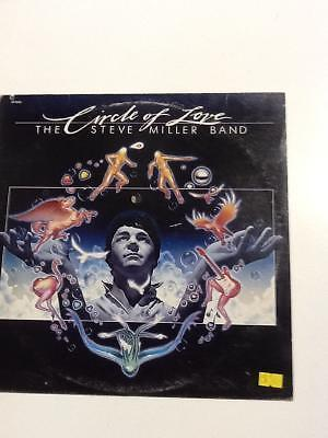 Vinyl Record Collectible THE STEVE MILLER BAND $30