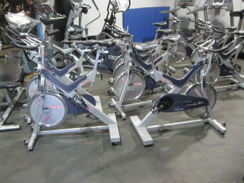 SPIN BIKE, Treadmill, Elliptical: WAREHOUSE LIQUIDATION