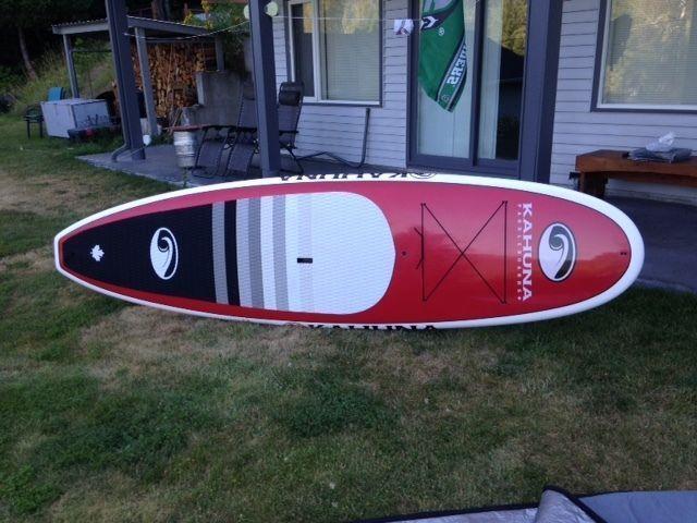 Kahuna Big Paddle Board- 11'