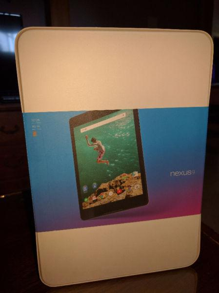 Google Nexus 9 32G Tablet - Brand New/Never Used!