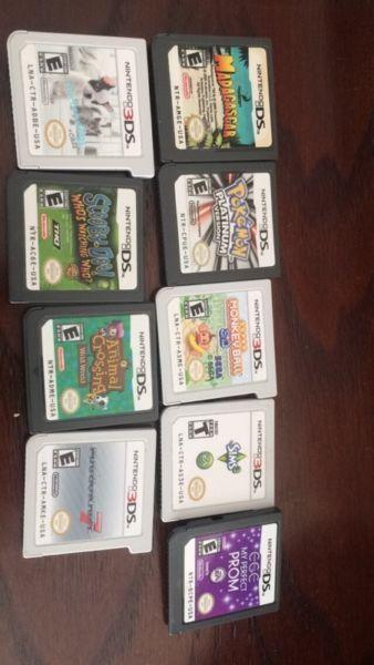 Wanted: Ds games for sale