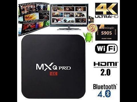 MXQ PRO Android 5.1 TV Box - Fully Loaded w/ Kodi 16.1 & Add-Ons