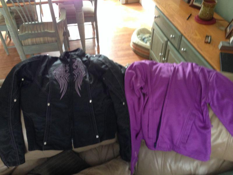 *REDUCED* Gogi motorcycle jacket