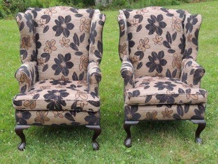 Upholstery Shop & Estate Auction THIS Saturday Aug 20 - Welcome