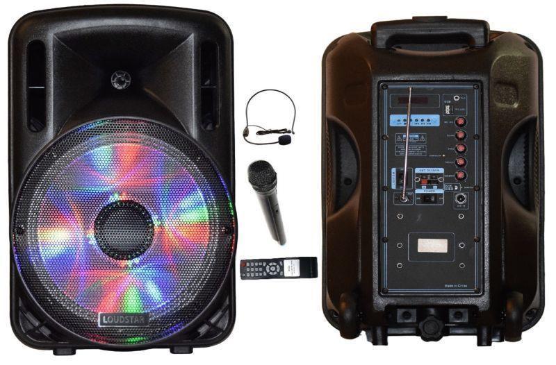 Portable Speaker 12