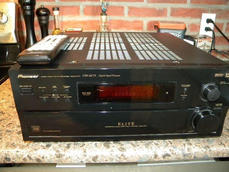 Amplificateur Pioneer Elite THX
