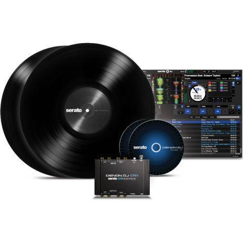 DENON DJ DS1 * SERATO * AUDIO INTERFACE - NEW PRODUCT !