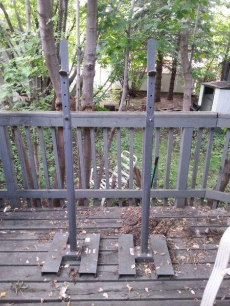 Squat racks for sale