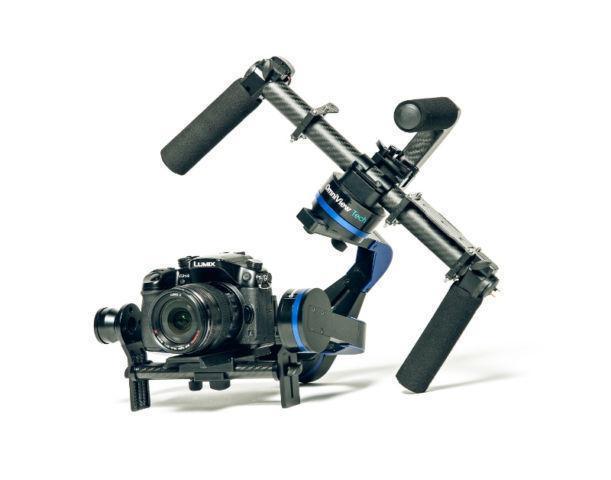 DJI Ronin killer - V3 Handheld 3-Axis Camera Gimbal for DSLR