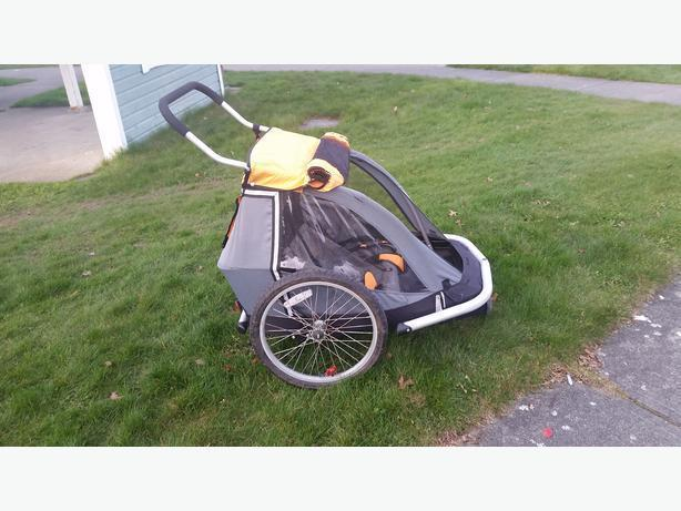 MEC child bike trailer / chariot