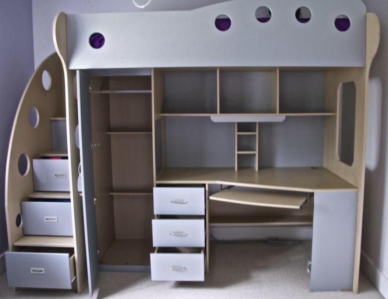 Jysk Loft Beds Brick7 Sale