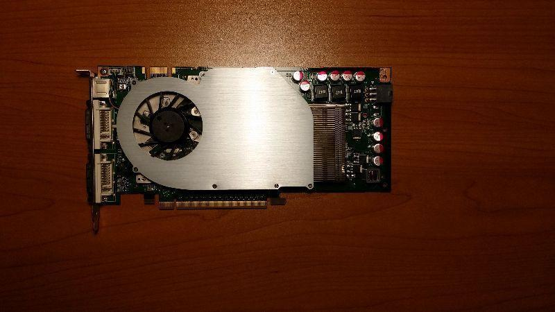 Nvidia GeForce GTS 240 Video Card with 1 GB Memory