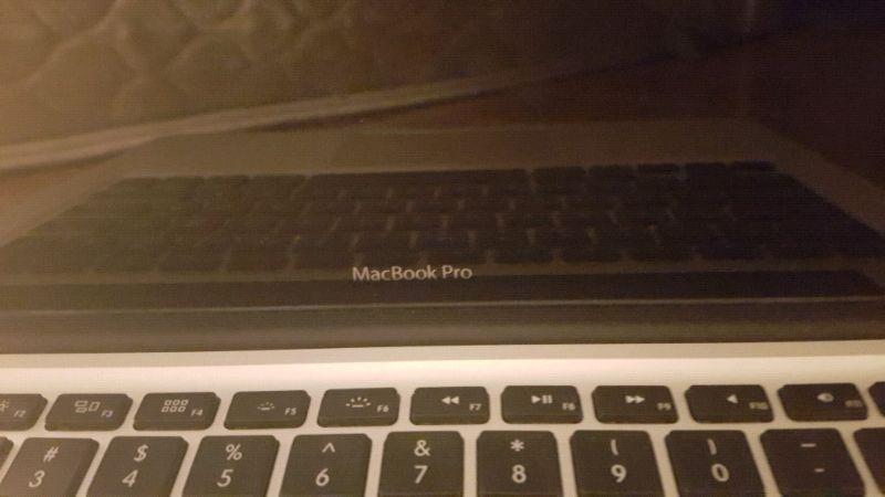 Wanted: Macbook pro 2012 make