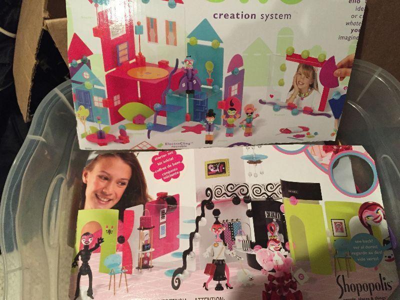 Ello creative building blocks and accessories