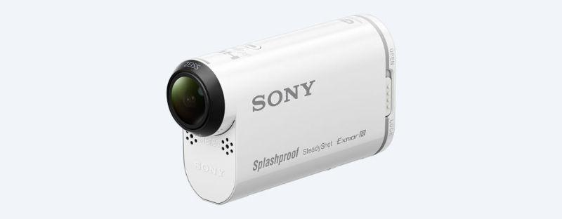 Sony HD Streaming Action Cam with Live View Remote Wifi GPS NFC