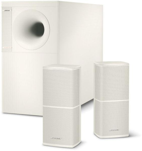 VGC Bose Acoustimass 5 Home Entertainment Speaker Sys,SW+4Cubes