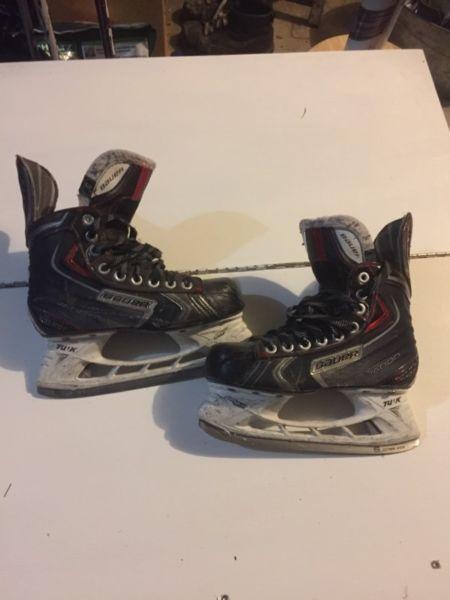 Wanted: Bauer Hockey Skates