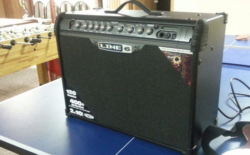 Line 6 Spider III 120 Electric Guitar Amp