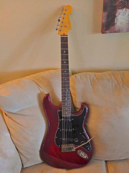 Trade or Sale: Fender American Deluxe Strat