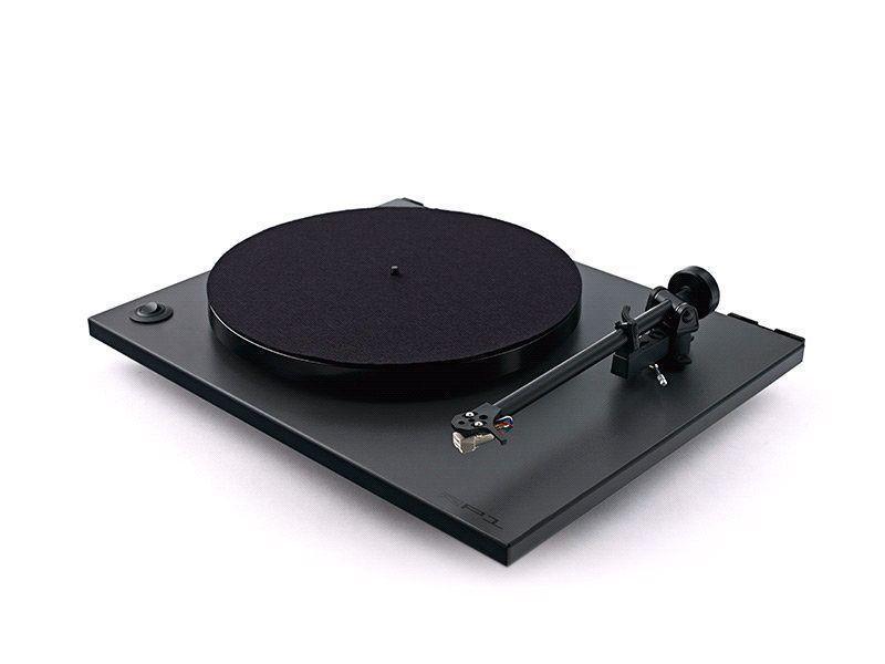Rega RP1 Turntable - Cool Grey