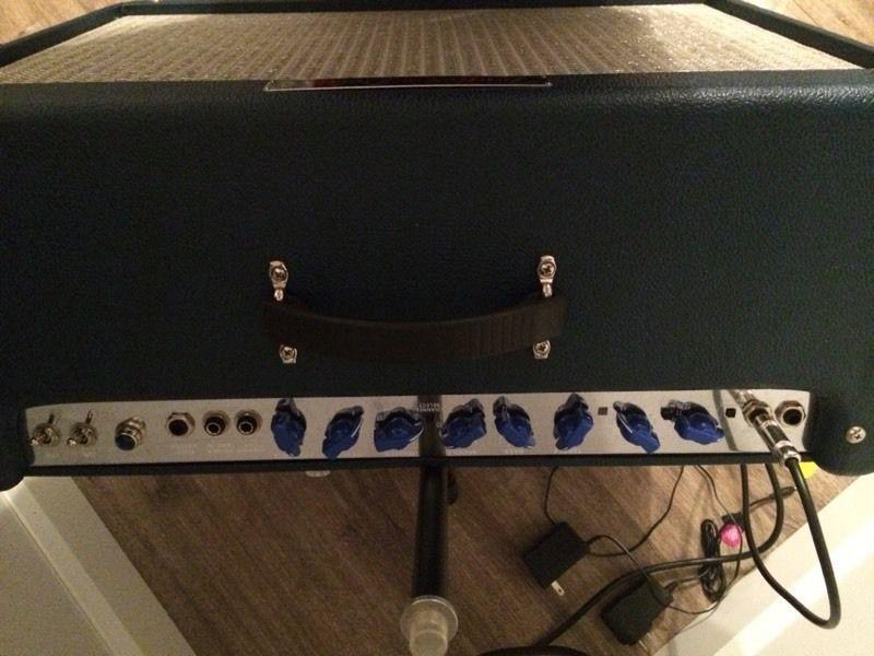 Fender Hot Rod Deluxe Limited Edition Blue