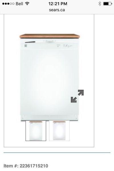 Portable dishwasher $250 payed $700
