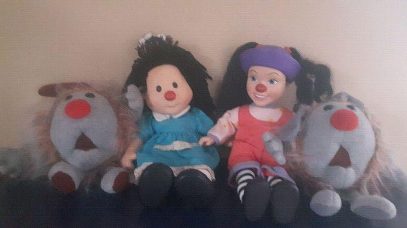 Big Comfy Couch Dolls-make me an offer