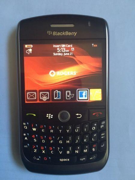 Blackberry Curve 8900 $ 20