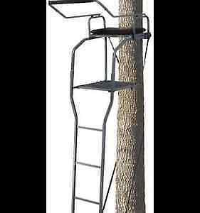Tree ladder stand