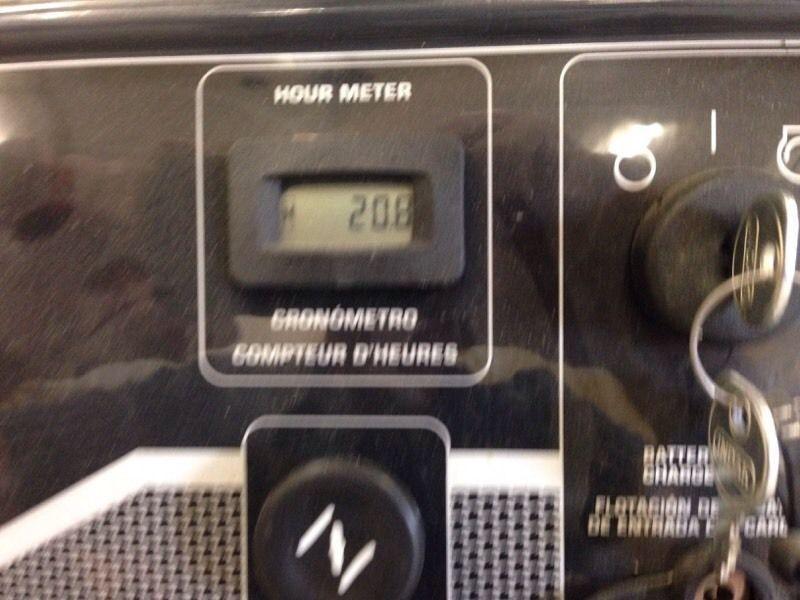 Briggs and Stratton 10,000W generator