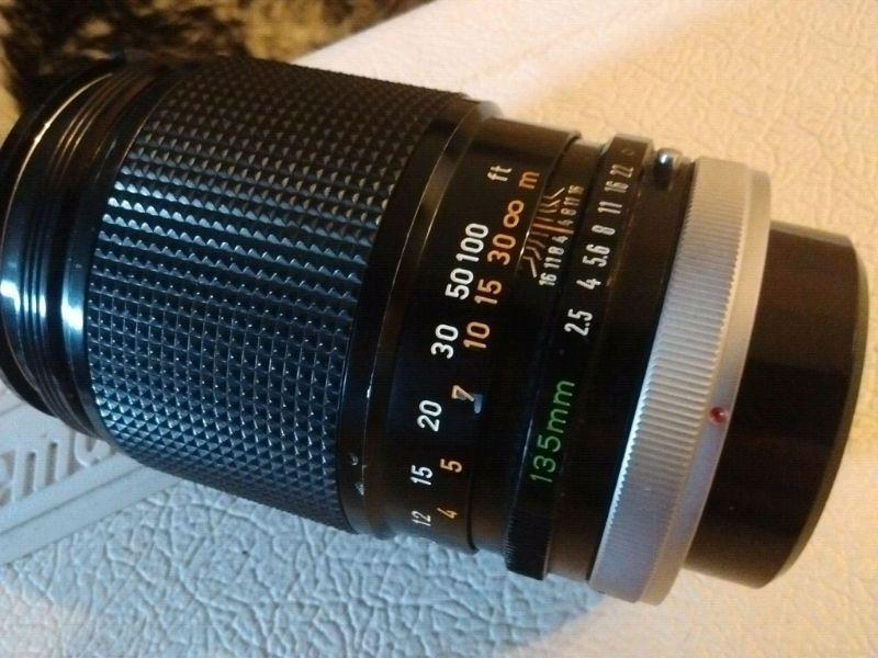 Canon camera lense for sale