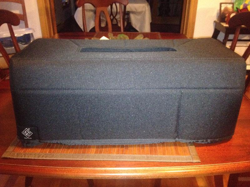 D2F Bassman Head Amp Padded Cover