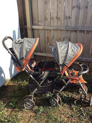Double Combi Stroller