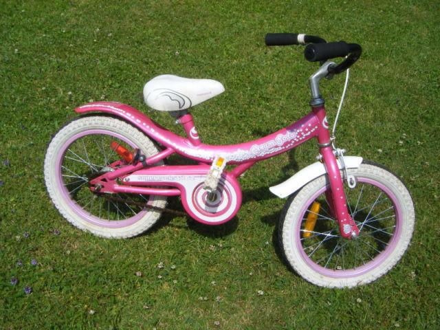 16 inch Supercycle Cream soda bike for sale