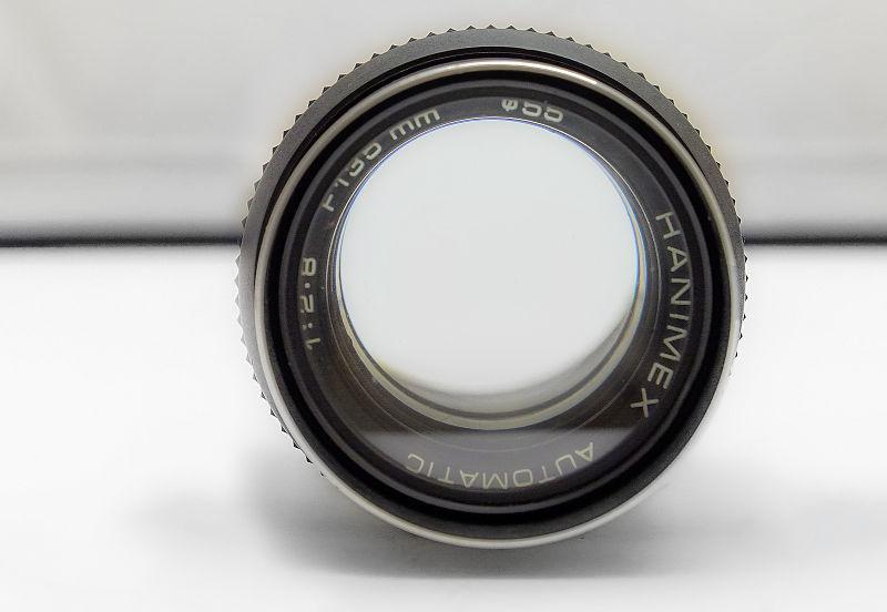 HANIMEX 135MM 2.8 MC PRIME LENS - M42. Extremely clean