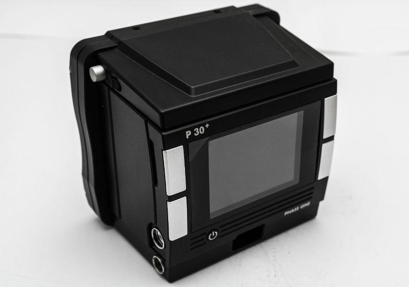 LN PhaseOne P30+ Med Format Back/Mamiya AFDii +2Lenses <5600 SC