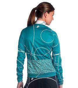 Hincapie Women's Long Sleeve Cycling Jersey - Brand New