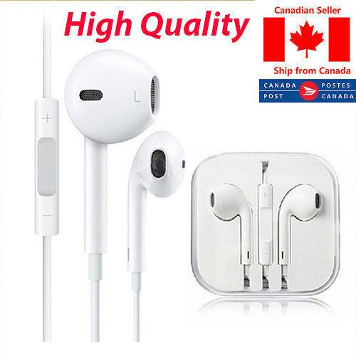 Earbud Headphones Earphone Headset Remote Mic Apple iPhone 6s