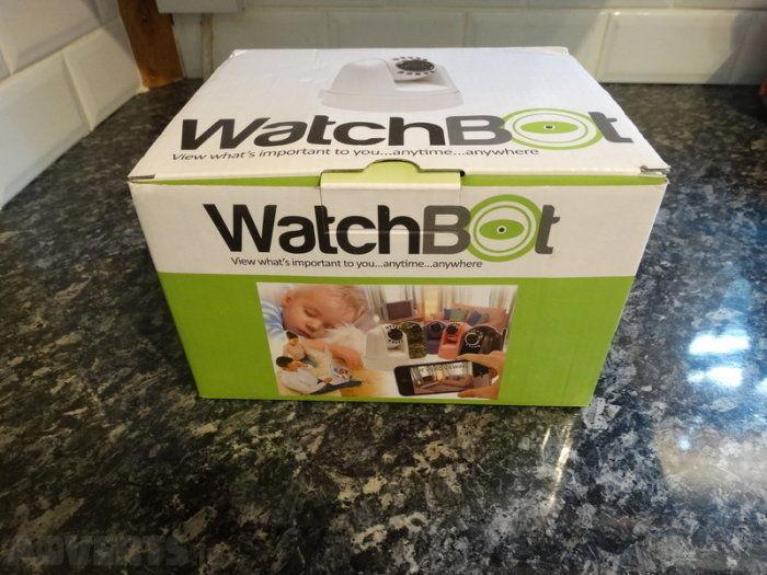 Brand new watchbot camera