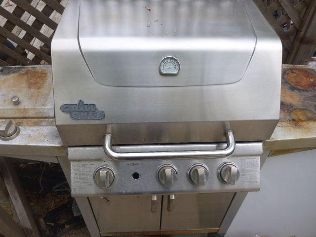 Two BBQs for sale. Small $35 Large $50