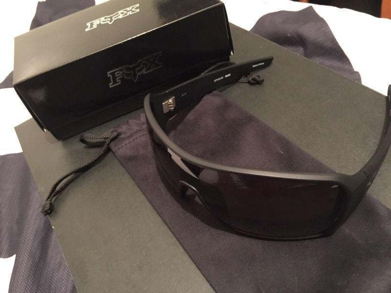 Black Fox Sunglasses brand new