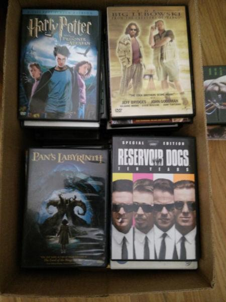 Selling Whole DVD Collection