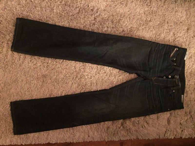 Mens Diesel Industries jeans
