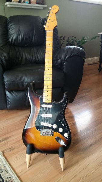 MIM 50'sClassic Players Custom Shop Designed Fender Stratocaster
