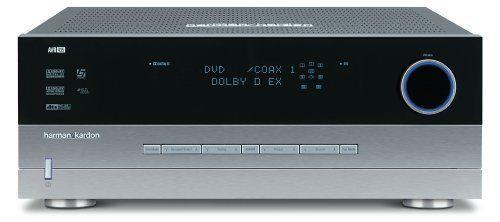 Harman Kardon AVR 435 7.1 Channel 455 Watt Receiver
