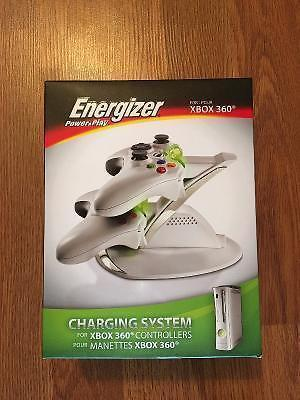Energizer Power & Play Charging System for XBox 360